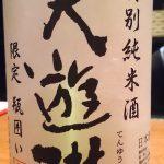 天遊琳 特別純米酒 限定瓶囲い